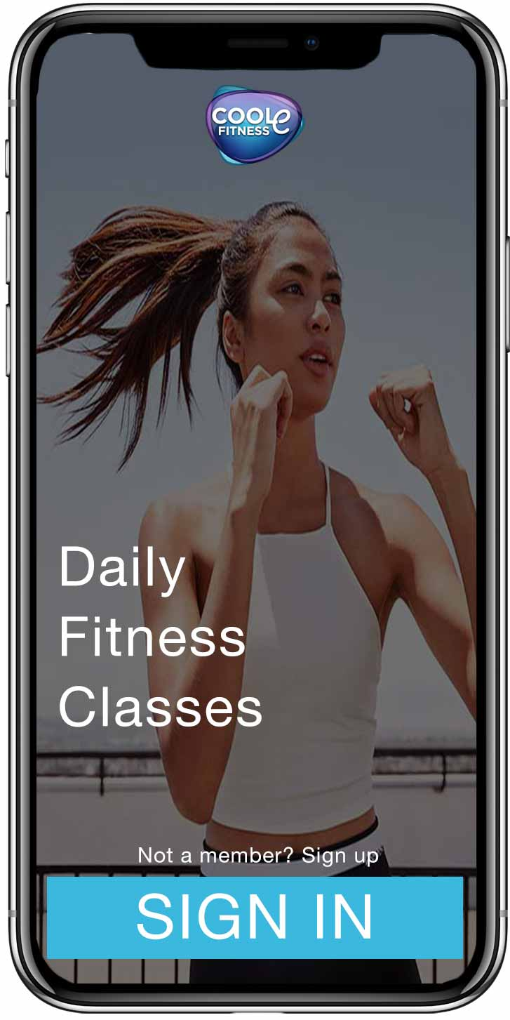 CoolEFitness – Web Application